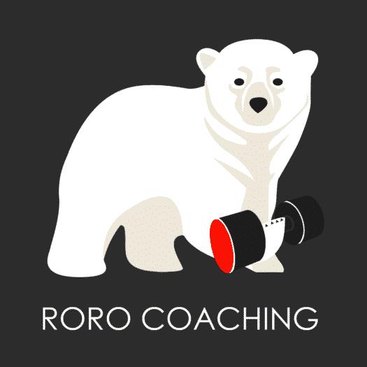 Logo Roro Coaching - Remise en forme Lyon Coach