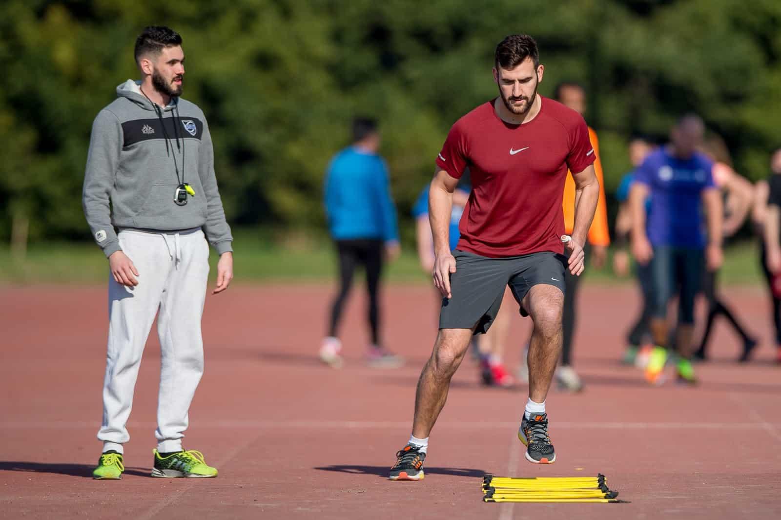 Coach sportif Lyon - Roro et Justin