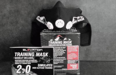 L'efficacité du training mask pendant vos séances de sport