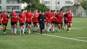 Préparateur Physique ASVEL Rugby