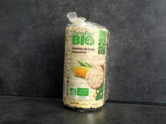 Galette riz musculation