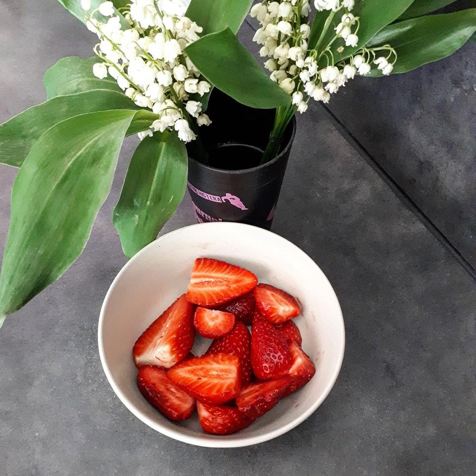 fraise bienfait